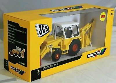 42905 Britains Farm 1/32 Scale JCB 3C MARK III (MIB)