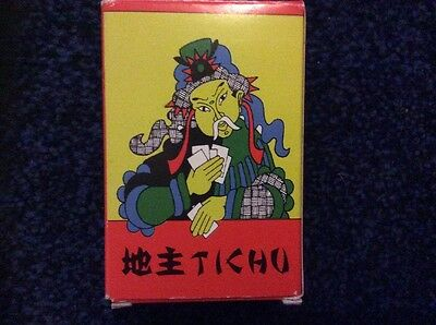 Tichu card game