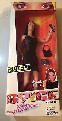 Original Spice Girls Doll 'Posh Spice' Victoria (Beckham) Adams From Galoob 1997