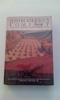 John Deere's Company A History of Deere & Company and It's Times Book