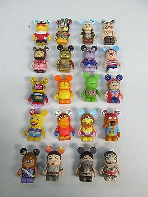 Lot of 20 Assorted Vinylmation (12)