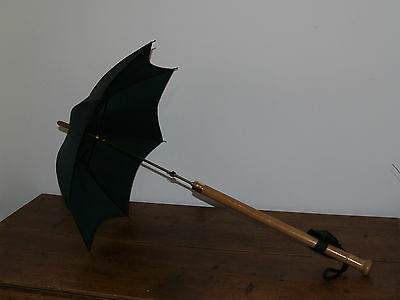 Antique Concealed Edwardian Parasol  J.c Vickery Regent St London