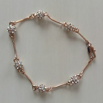 New gold and silver bracelet