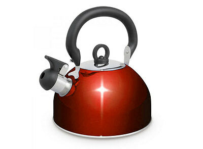 Campfire 765025B-Stainless Steel Whistling Kettle 2.5 L