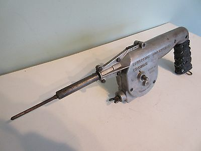 Vintage Rawlplug Mechanical Hammer Drill