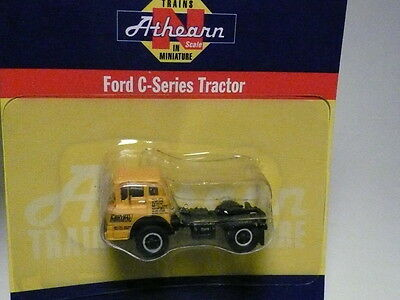 """Athearn """"N"""" New York Central NYC Ford 'C' Tractor Goat (2 PHOTOS)- FAST SHIP!"""