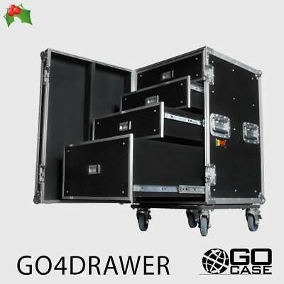 GO4DRAWER- Ready Made 4 Drawer Workstation