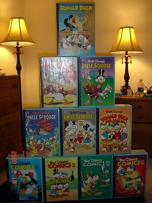 Carl Barks Library 30 Book 7000 Page COMPLETE SET Disney Donald Duck Scrooge Art