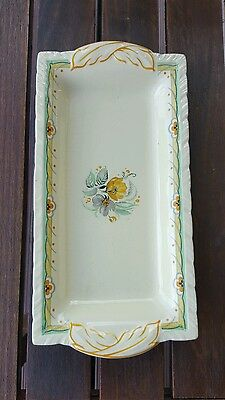 Newhall Hanley Porcelain Butter dish