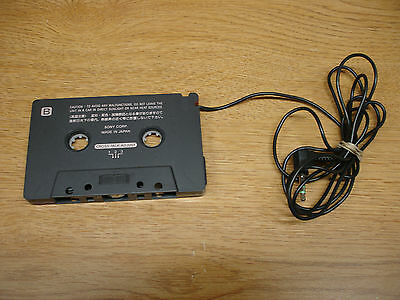 Sony CPA-8 Car Cassette Tape Adapter