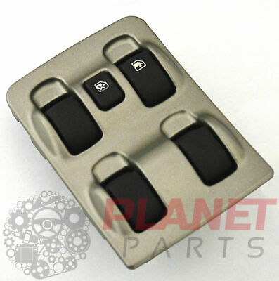 Mitsubishi Magna TL & TW 2003-2005 Main Master Electric Window Switch NEW