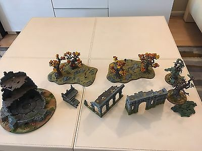 Pro Painted Warhammer Scenery
