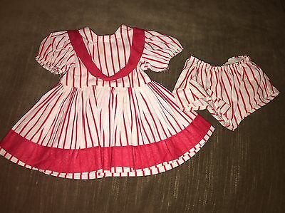 """Terri Lee Two Piece Mint Outfit 1950's 16"""" Doll"""