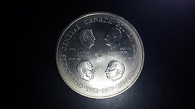 1977 Canada Governors General Medal
