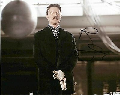 David Bowie Incredible Signed Authentic Autographed 8x10 Photo COA