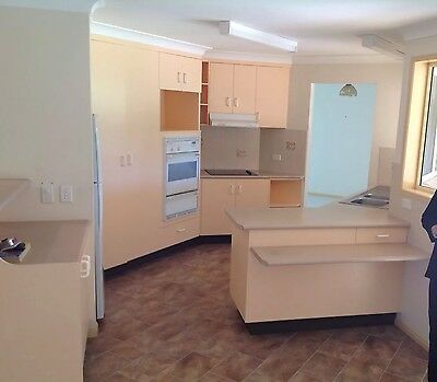 Used Kitchen With All Appliances - Dismanteled & Ready To Go