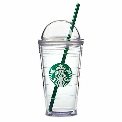 Starbucks Cold Cup Tumbler (Dome Lid) 473 ml/16 fl oz BRAND NEW