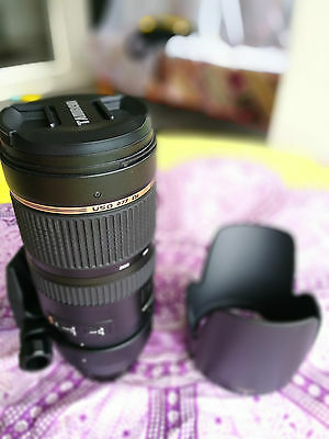Tamron SP 70-200mm f/2.8 VC USD Lens for Nikon