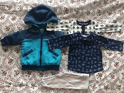 Baby boy clothes clothing bulk 0-6 months NEW never worn