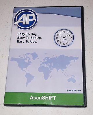 AccuPOS - Accushift Time Clock Software