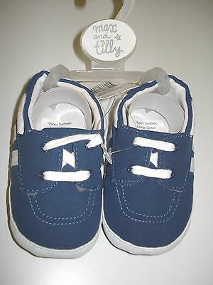 Max and Tilly Baby Shoes (Size 6-12 months)