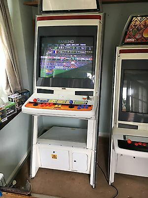 Sega Arcade Machine With Net Dimm