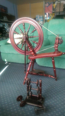 Spinning Wheel 55cm. - Sheridan, Colonial Style