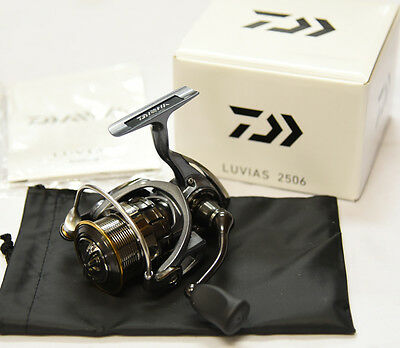 2015 model NEW Daiwa LUVIAS 2506 Spinning Reel From Japan