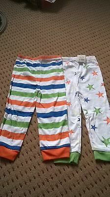 2 pairs of bottoms 18-24m nwt