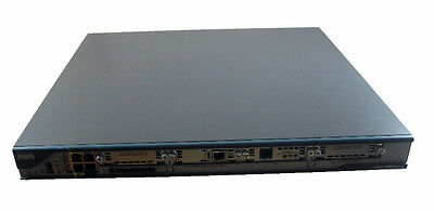 Cisco 2801 Integrated Services Router - Refurbished - 6 Months Warranty