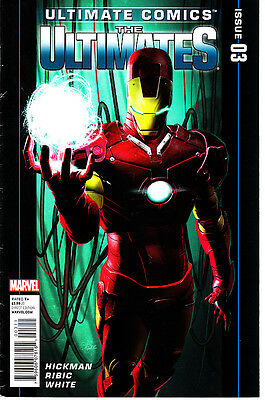 Lote # 58 ( 4  Numeros)  Marvel Usa:   Ultimates   # 1.2.3.4.