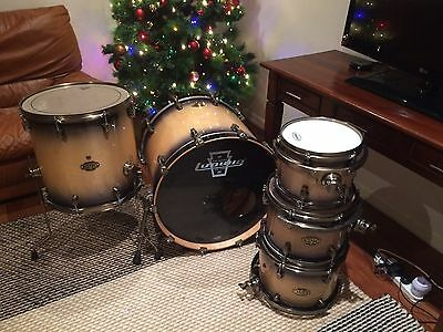 Ludwig Epic 5-Piece Maple/Birch Drumkit