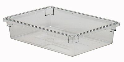 CAMBRO POLYCARBONATE CLEAR FOOD STORAGE CONTAINER BOX LID KITCHEN CATERING x 3