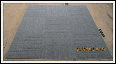 Grey Contract Carpet Tiles, Light - Mid Grey Only £25 per box of 20