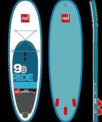 2016 Red Paddle Co Ride 9'8 SUP Alloy Package