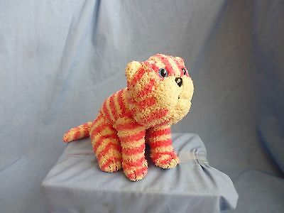 "Bagpuss posh paws musical plush soft toy 6"" sitting by Posh Paws"