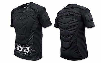 Planet Eclipse Overload Padded Paintball Jersey - Black - 3XL