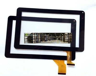 Tracking ID 9'' Tablet Touch Screen Digitizer Sensor External Panel FHF90027