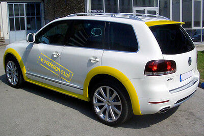 Volkswagen Touareg R50 2006-2010 Body Kit