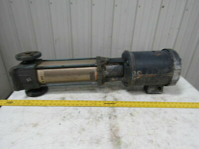 Grundfos CR5-14 UK-FGJ-A-E-HQQE Vertical Multistage Centrifugal Pump 1-1/4X1-1/4