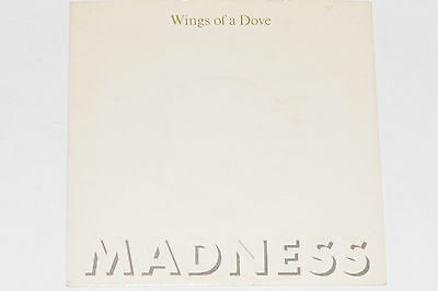 "MADNESS -Wings Of A Dove / Behind The 8 Ball- 7"" 45"