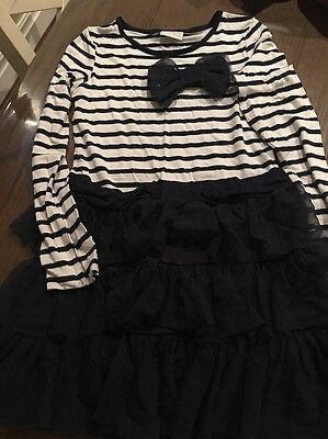 Gorgeous Girls Next Frill Skirt Dress Age 7 Years Excellent Condition