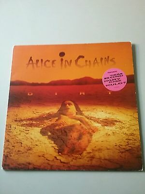 Alice in Chains -Dirt LP Vinile 1992 Made in Hollande 01-472330-20