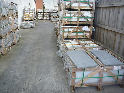 Bluestone 800x400x20mm Natural Pavers for Paths, Steps, Pools. Other sizes avail
