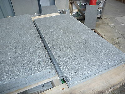 GRANITE Flamed Pavers 800x400x20mm. Other sizes, coping available.
