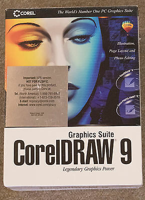 Ghraphics Suite CorelDraw 9 Sealed-with free Corel Gallery Theme Pack Collection