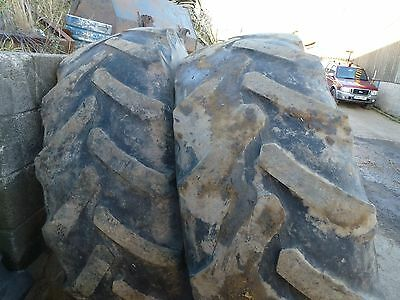 Goodyear Optitrac Rear Tractor tyres