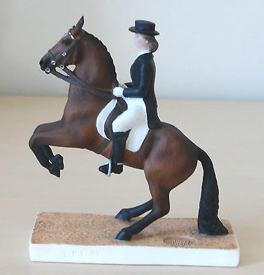 Dressage Levade-bay horse by North Light