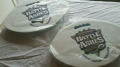 Rugby Leagues Battle For The Ashes 2001 Seat Cushions x 2