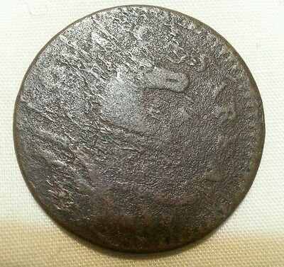 1786 us colonial new jersey copper maris 23 R